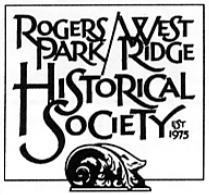 Rogers Park West Ridge Historical Society logo